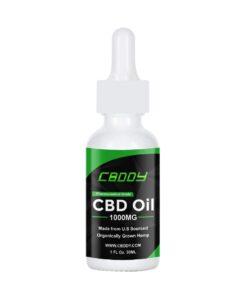 CBDDY CBD Oil 1000mg | Buy 1,000mg CBD Oil Online | CBD oil for pain