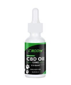Best Dog CBD Oil | Best Organic CBD oil For Dog Anxiety | CBDDY.COM