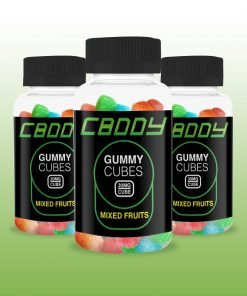 Max Strength CBD Gummies | CBD Gummies for Anxiety | cbddy.com