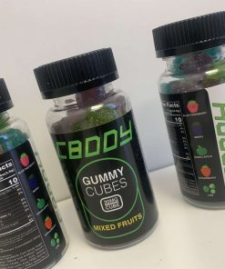 max strength cbd gummies