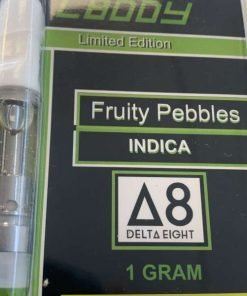 delta 8 vape carts fruity pebbles