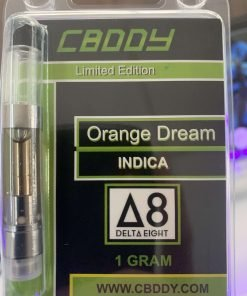 Delta 8 Vape Cart | Orange Dream