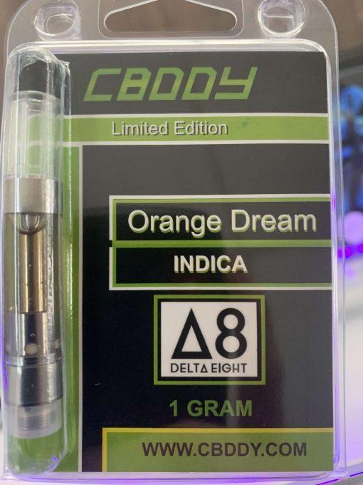 Delta 8 Vape Cart | Orange Dream